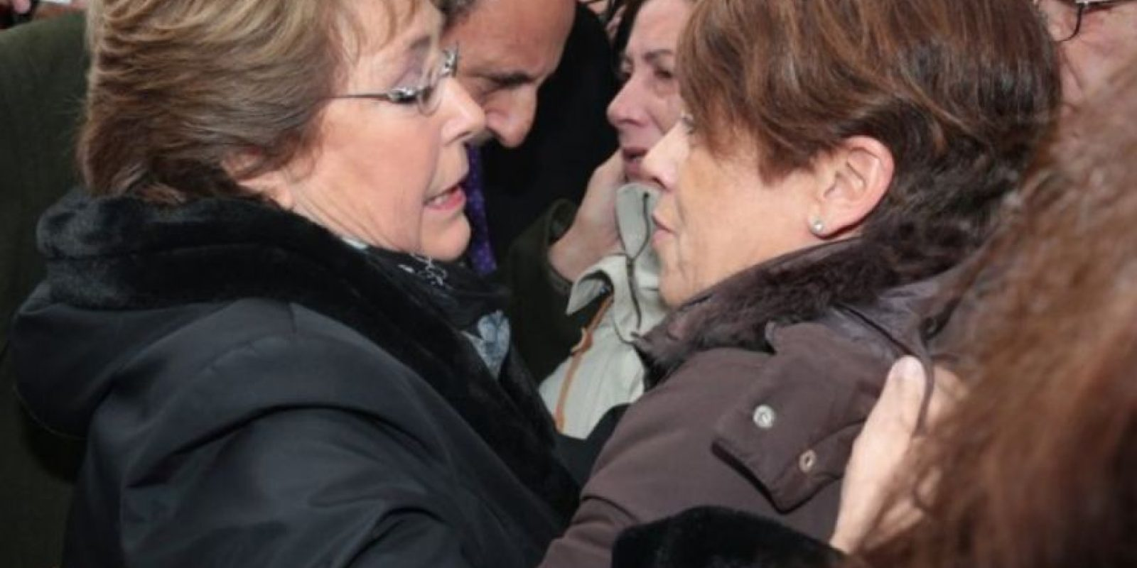 Michelle Bachelet, presidenta de Chile. Foto:AFP