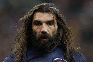 Sebastien Chabal, exjugador francés de rugby. Foto:Publinews