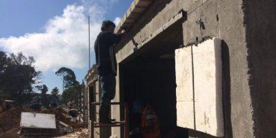 """Como """"regalo"""" de Navidad, 10 familias afectadas de El Cambray tendrán su casa"""