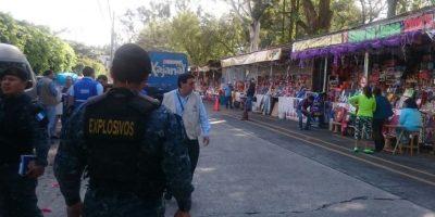 Policía intensifica supervisión en las ventas de juegos pirotécnicos