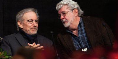"""5.- Fue el creador del personaje """"Indiana Jones"""" y Steven Spielberg fue el encargado de dirigir la película """"Indiana Jones: En busca del Arca Perdida"""". Foto:Getty Images"""