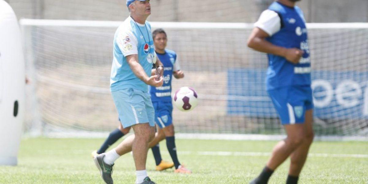 Iván Sopegno renuncia de la Selección Nacional