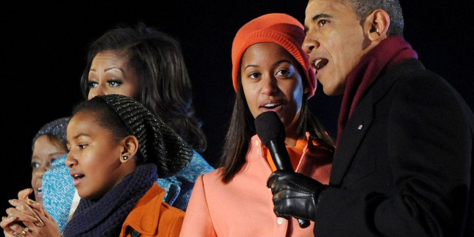 "Obama ha ""interpretado"" a estos artistas. Foto: Getty Images"