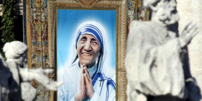 La Madre Teresa de Calcuta fue beatificada en 2003 Foto:Getty Images