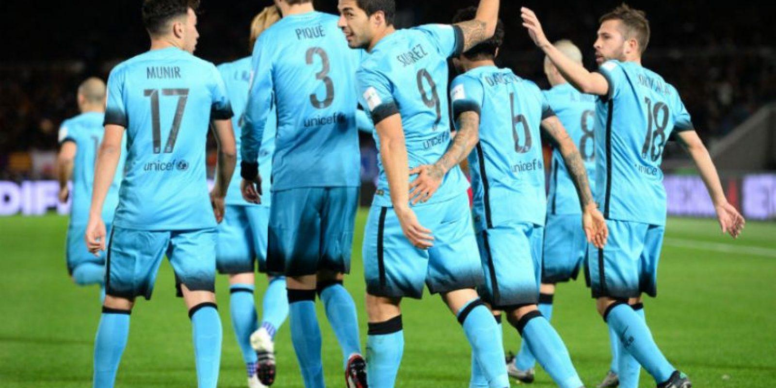4. Los representantes de Brasil son los combinados que más veces han ganado el Mundial, con cuatro títulos; un par de Corinthians, uno de Internacional y otro de Sao Paulo Foto:Getty Images