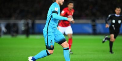 7. Los clubes de la UEFA se han llevado siete títulos Foto:7Getty Images