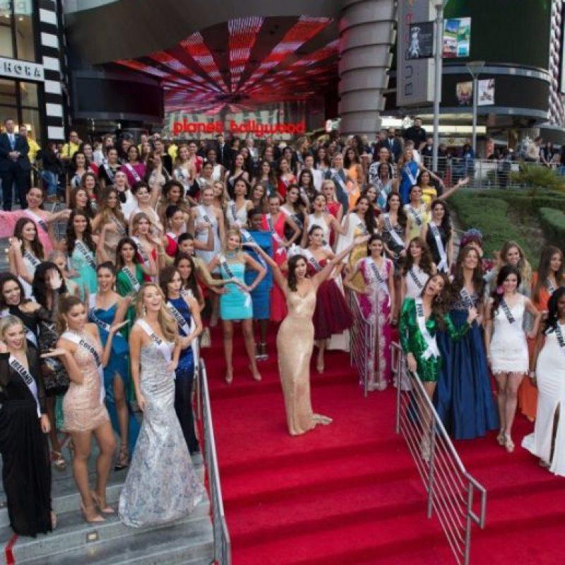 1. Dos ceremonias de Miss Universo en un solo año Foto:Miss Universo