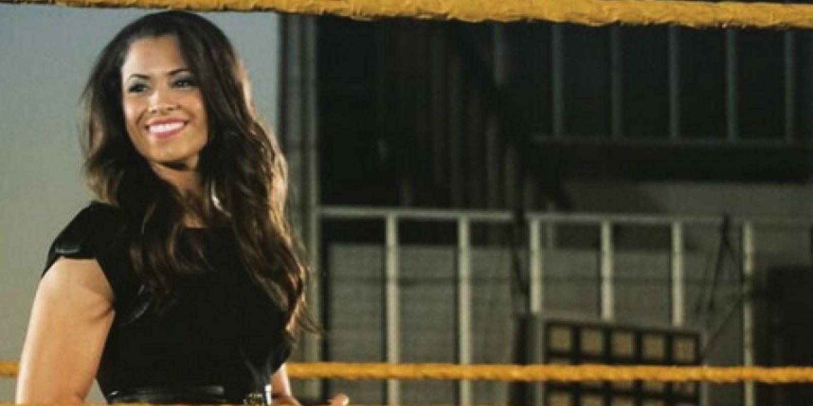 Dasha Fuentes Foto:WWE