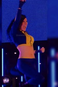 Leva Bates es una de las luchadoras más populares de NXT Foto:WWE