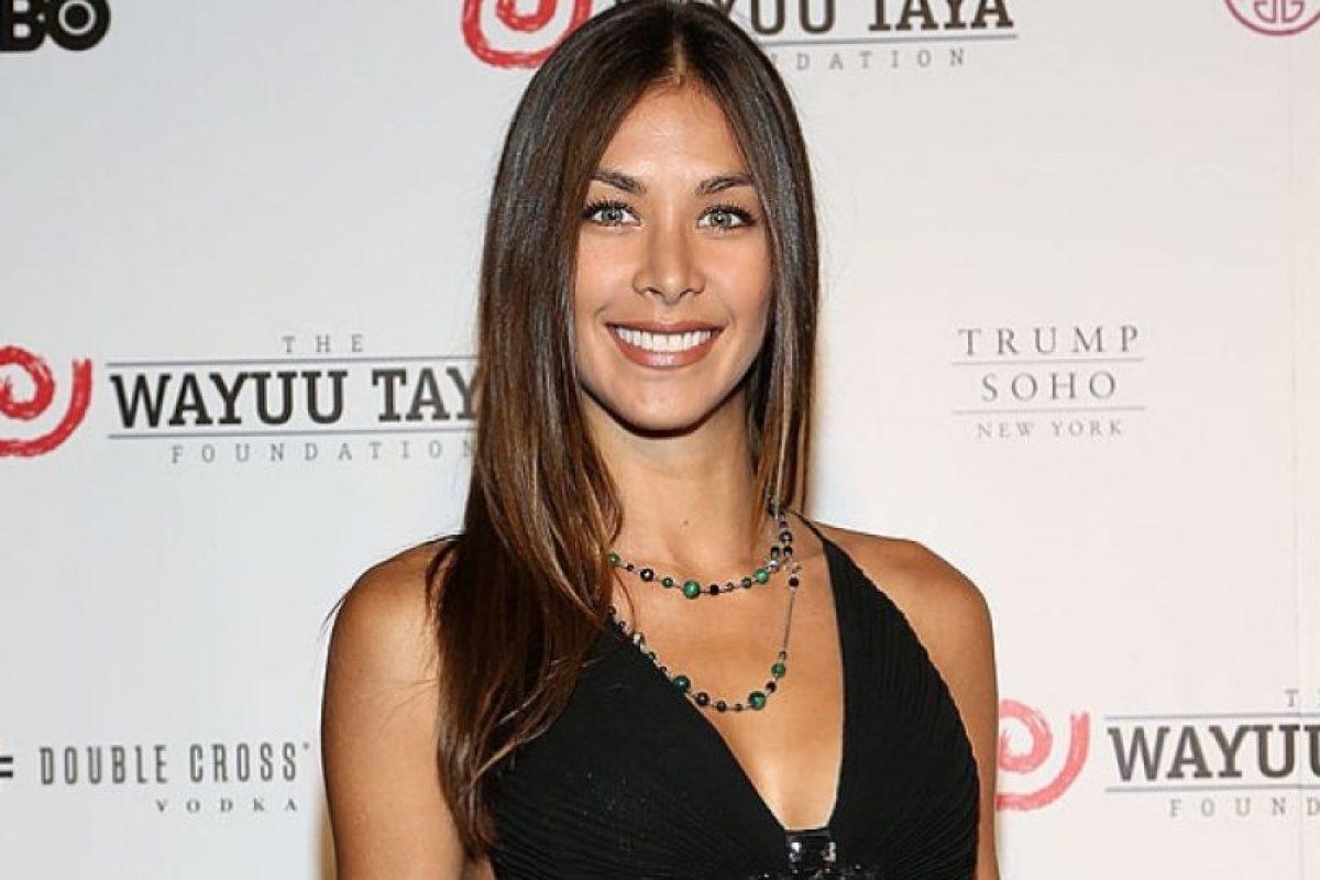 Dayana Mendoza recibió la corona en 2008. Foto:vía Getty Images