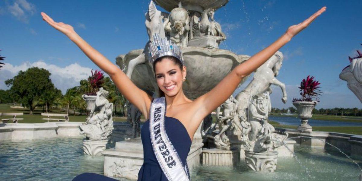 Fotos: Las 4 latinas favoritas coronarse como Miss Universo 2015