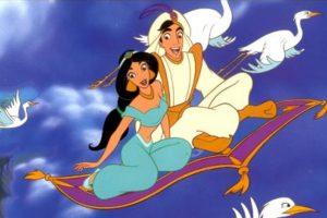 """La historias fue incluida en la recopilación """"Las mil y una noches"""". Foto:Disney"""