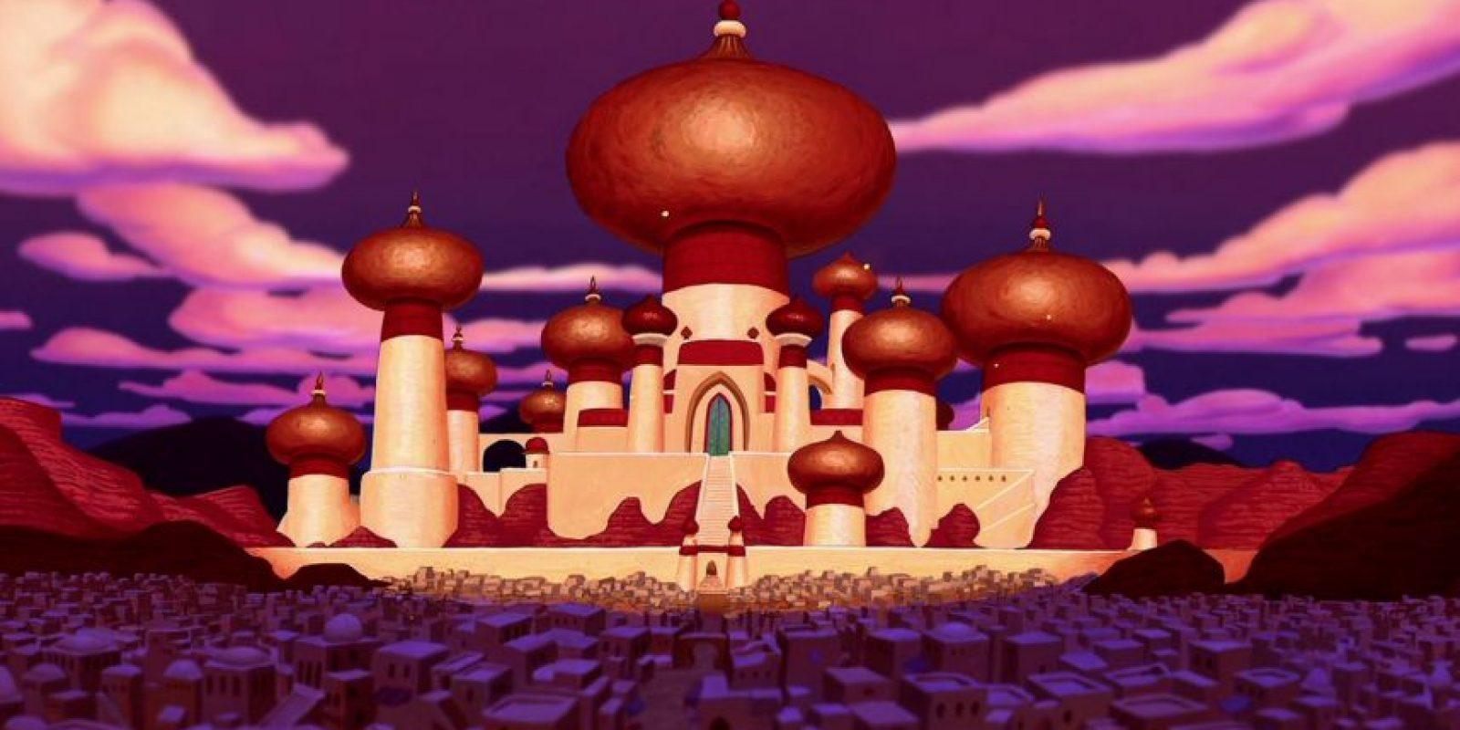 """""""Aladdin"""" es una película animada de Walt Disney Pictures Foto:Disney"""