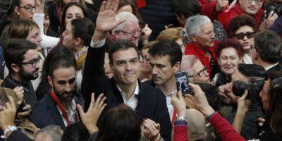 Las imágenes que ha dejado la jornada electoral de España. Foto:AFP