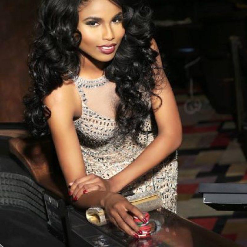 Shauna Ramdyhan es Miss Guyana Foto:vía facebook.com/MissUniverse