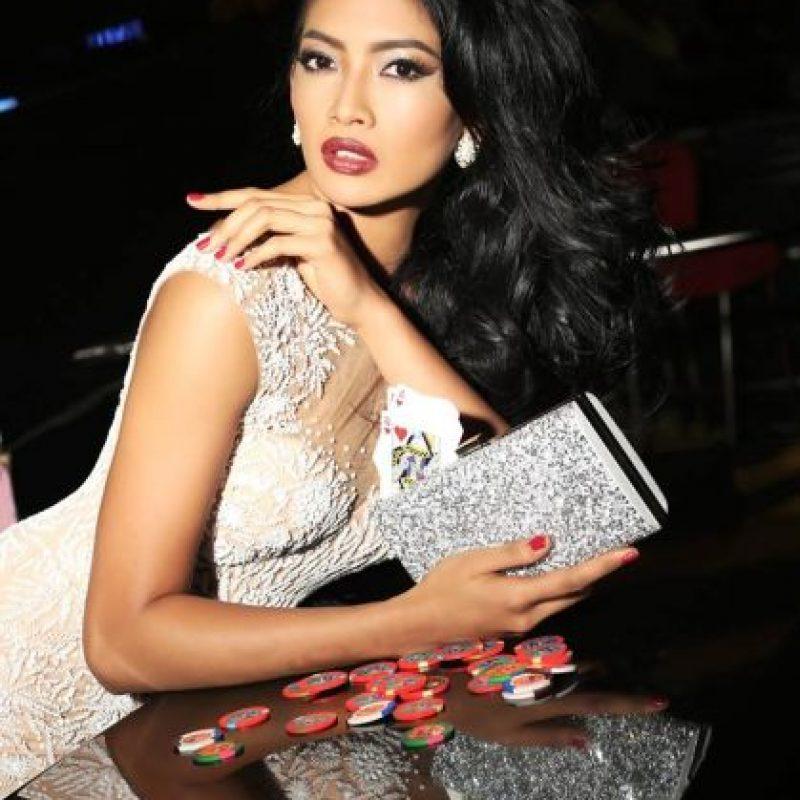 Anindya Putri es Miss Indonesia Foto:vía facebook.com/MissUniverse