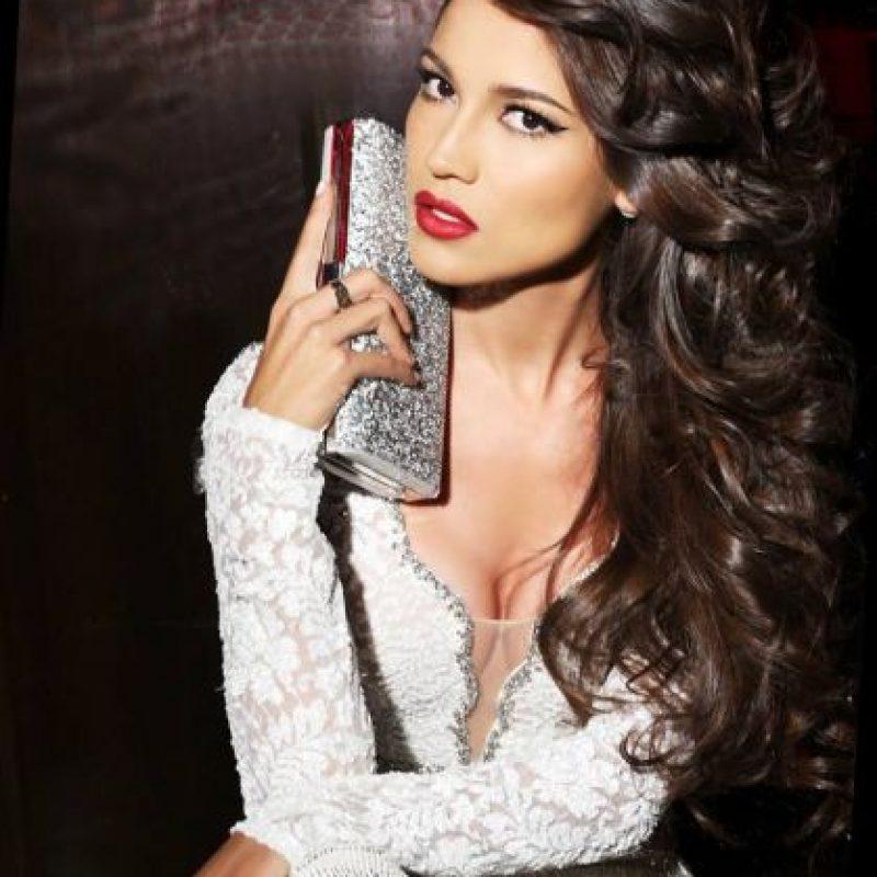 Claudia Barrionuevo es Miss Argentina Foto:vía facebook.com/MissUniverse