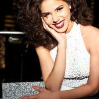Fátima Rivas es Miss El Salvador Foto:vía facebook.com/MissUniverse