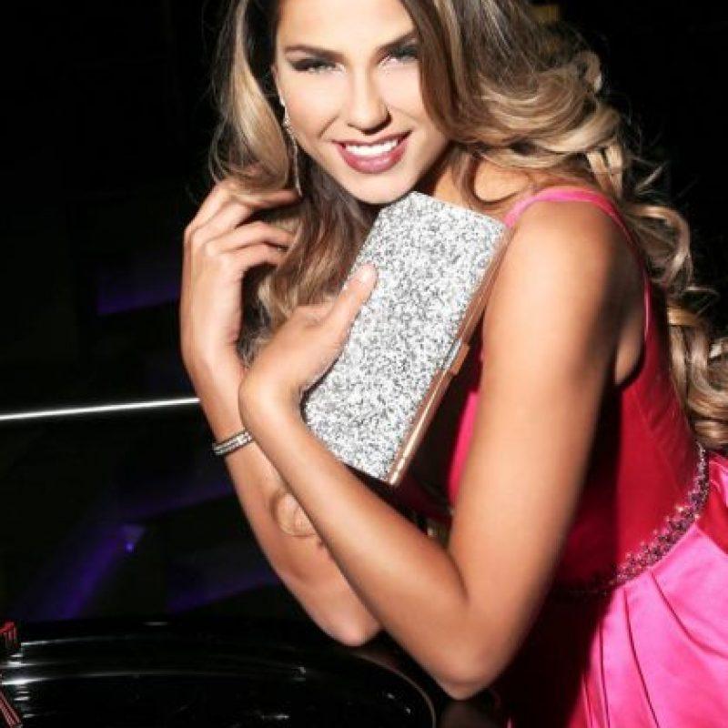 Rosa-Maria Ryyti es Miss Finlandia Foto:vía facebook.com/MissUniverse
