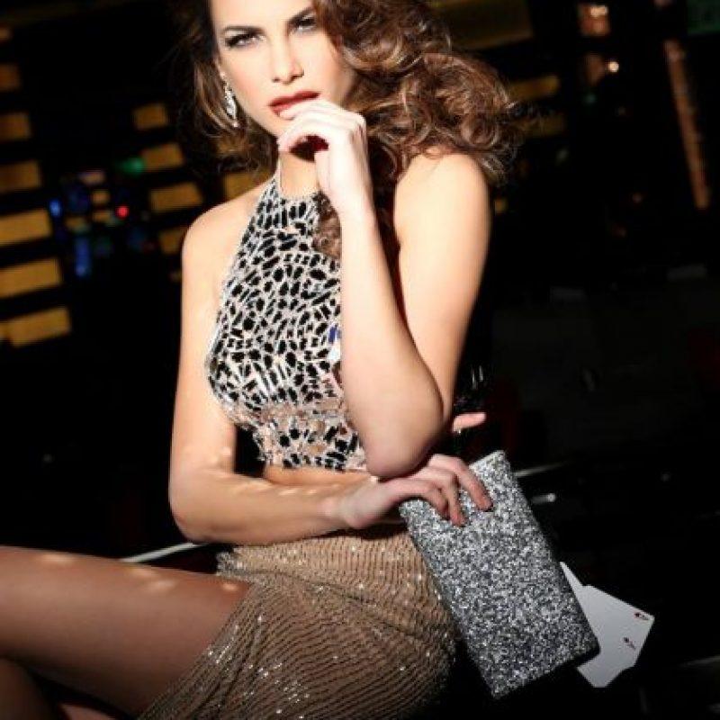 Carla Barber García es Miss España Foto:vía facebook.com/MissUniverse