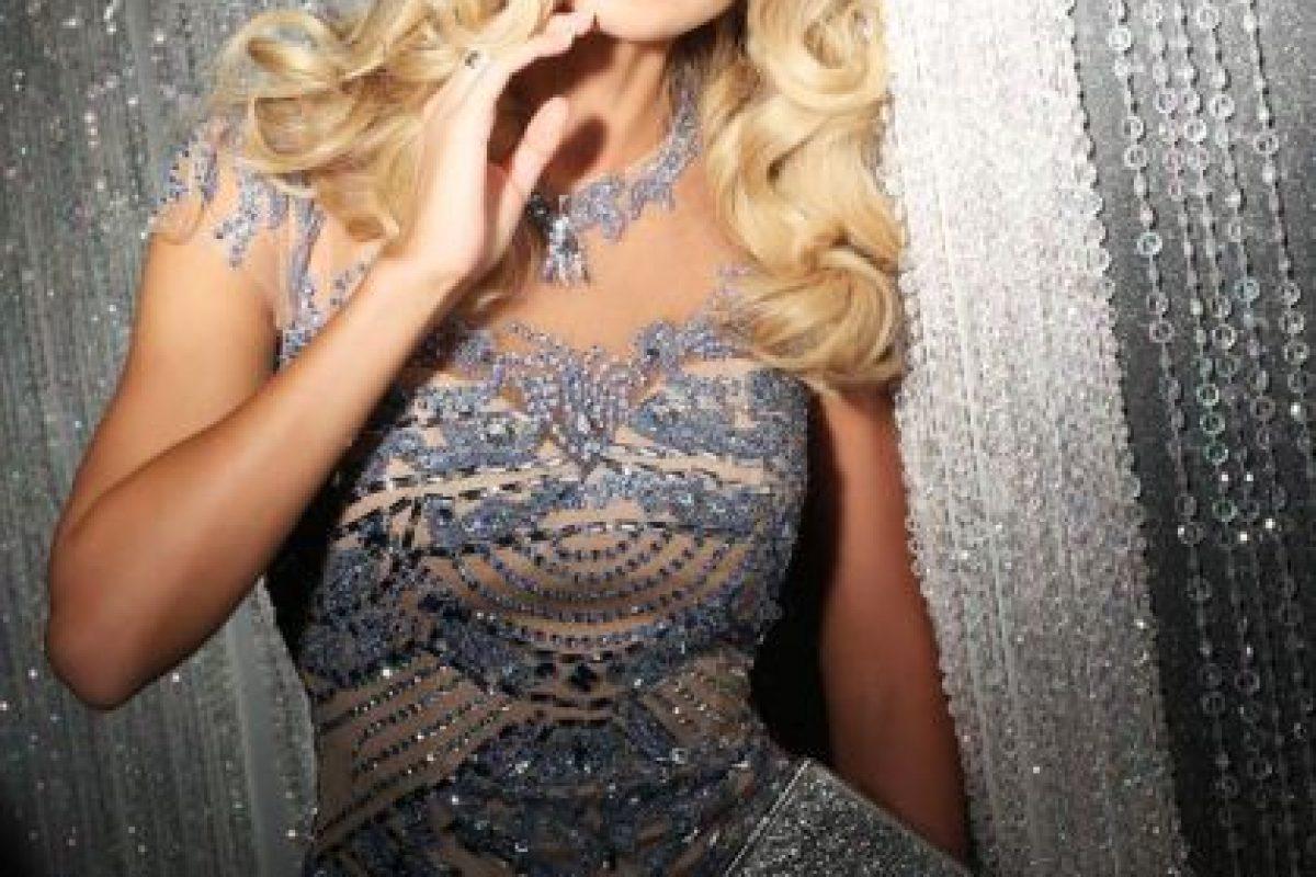 Anna Vergelskaya es Miss Ucrania Foto:vía facebook.com/MissUniverse