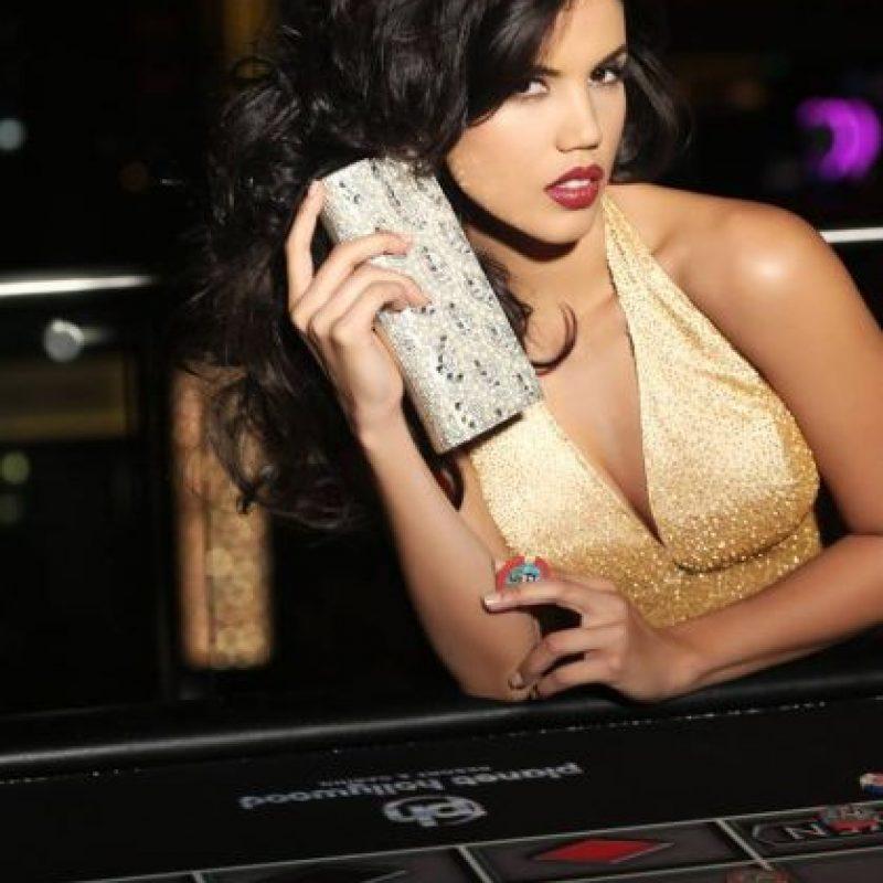 Francesca Cipriani es Miss Ecuador Foto:vía facebook.com/MissUniverse