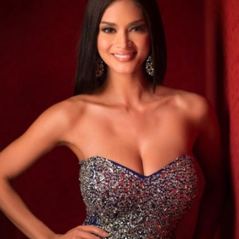 Miss Filipinas – Pia Alonzo Wurtzbach Foto:Instagram/missuniverse