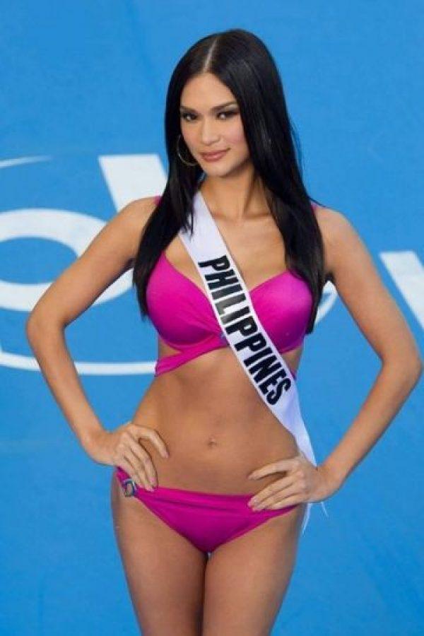"""""""Basicamente he estado entrenando para Miss Universo durante más de tres años"""". Foto:Instagram/piawurtzbach"""