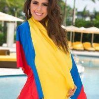 """""""Siempre supe que iba a ser reina"""", afirmó la colombiana a la revista """"Alo"""". Foto:vía instagram.com/paulinavegadiep"""