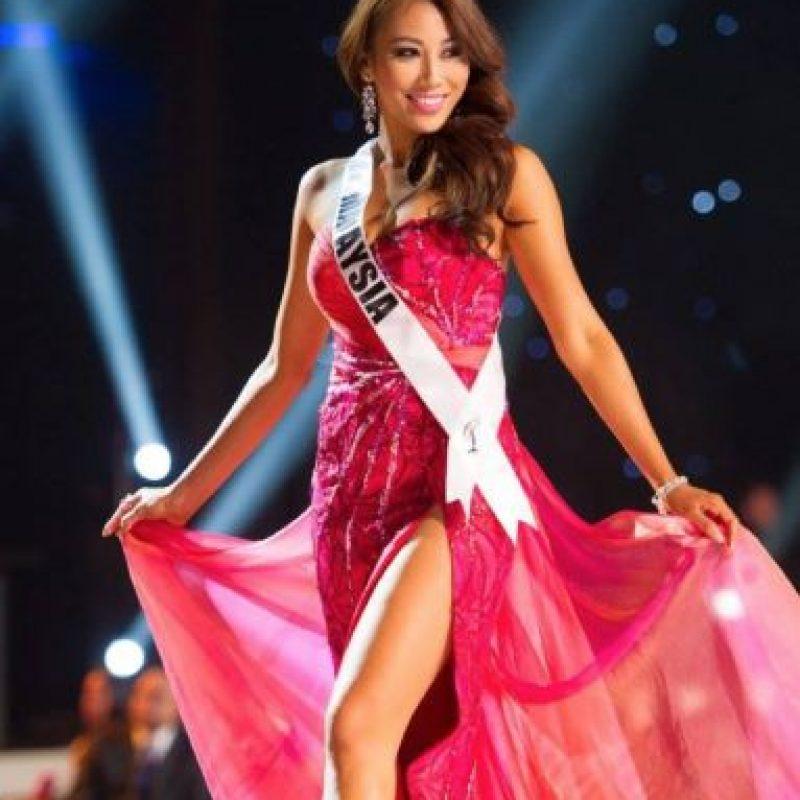 Este modelo ya se ha visto en ocasiones anteriores, pero con colores y materiales más elegantes. Foto:vía Facebook/Miss Universe