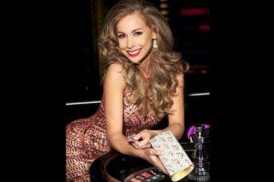 Romina Rocamonje es Miss Bolivia Foto:Facebook.com/MissUniverse