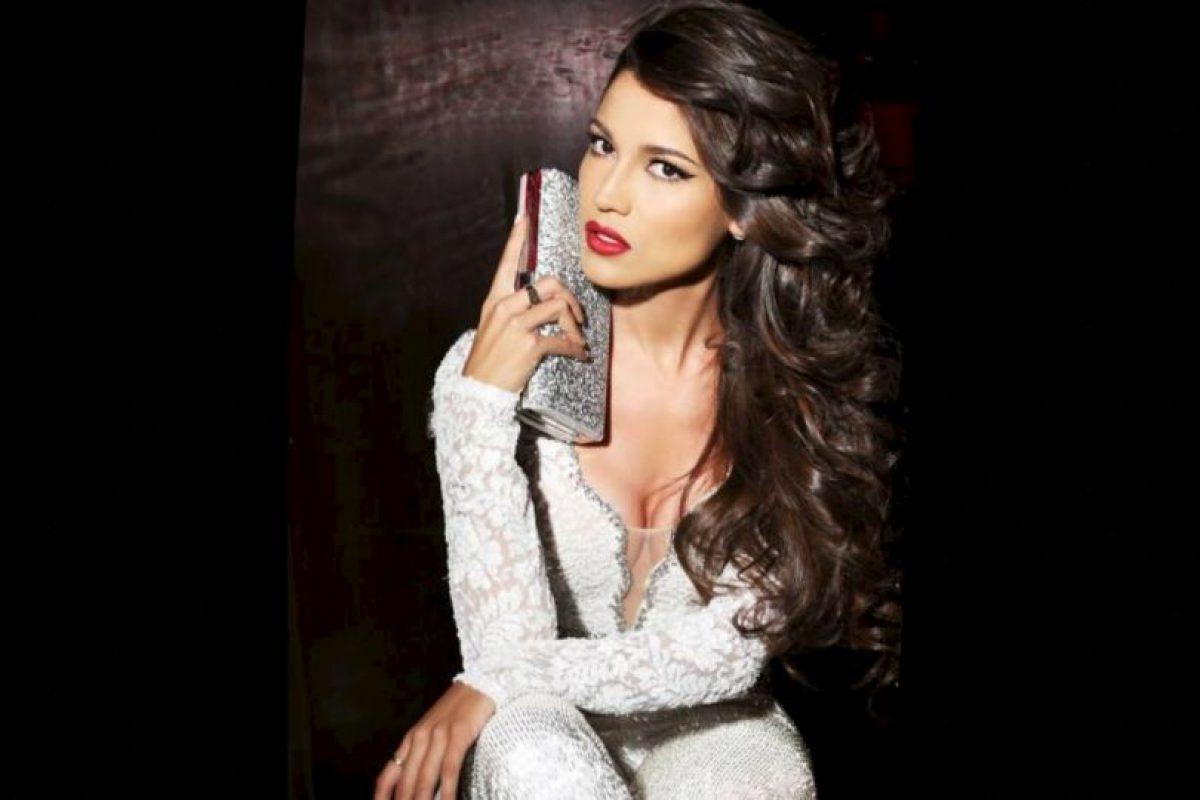 Claudia Barrionuevo es Miss Argentina Foto:Facebook.com/MissUniverse