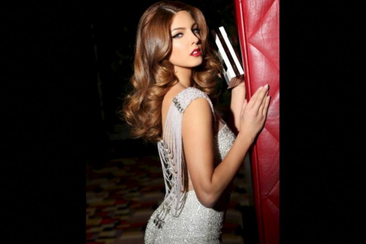 Daša Radosavljević es Miss Serbia Foto:Facebook.com/MissUniverse