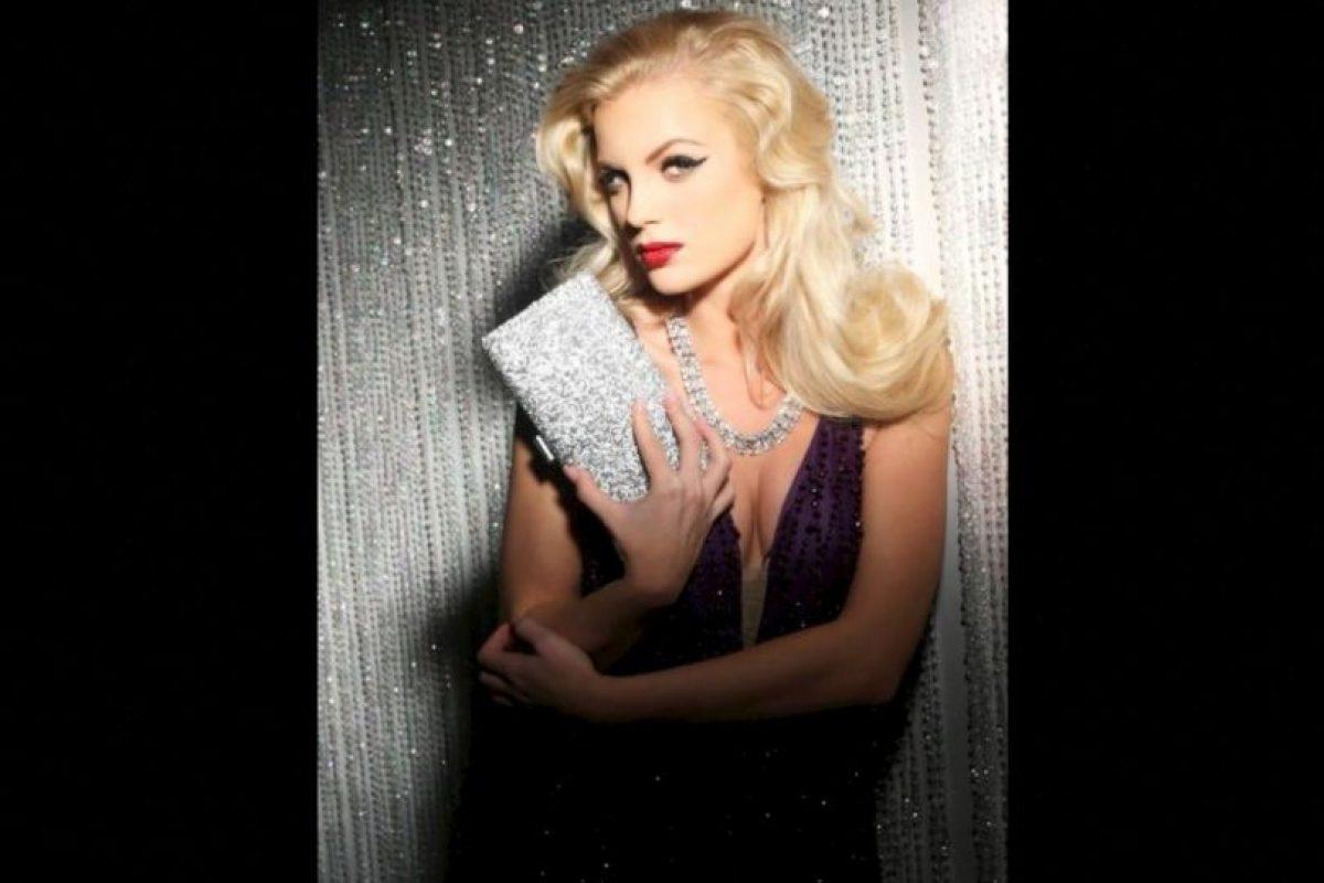 Paulina Brodd es Miss Suecia Foto:Facebook.com/MissUniverse