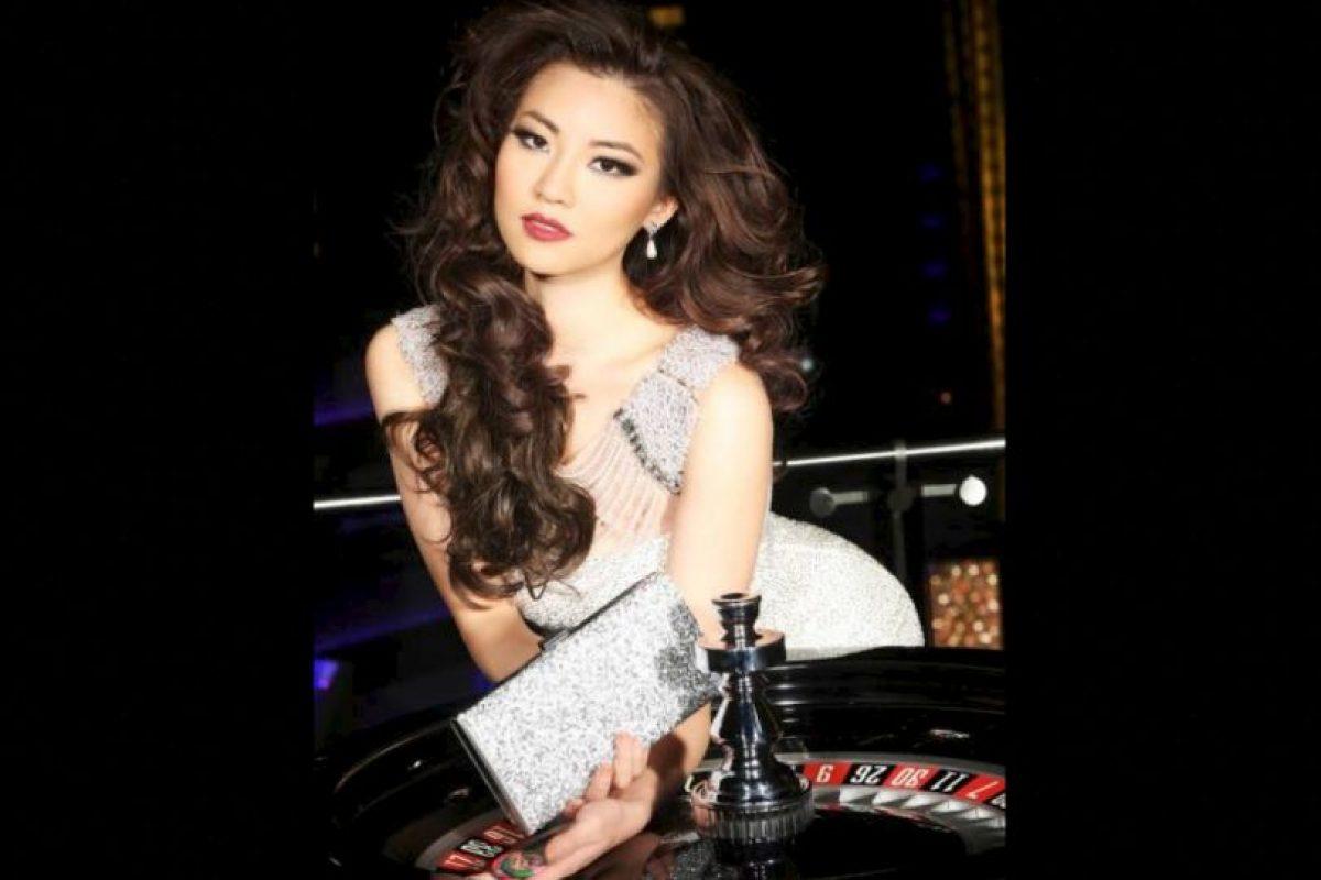 Seoyeon Kim es Miss Korea Foto:Facebook.com/MissUniverse