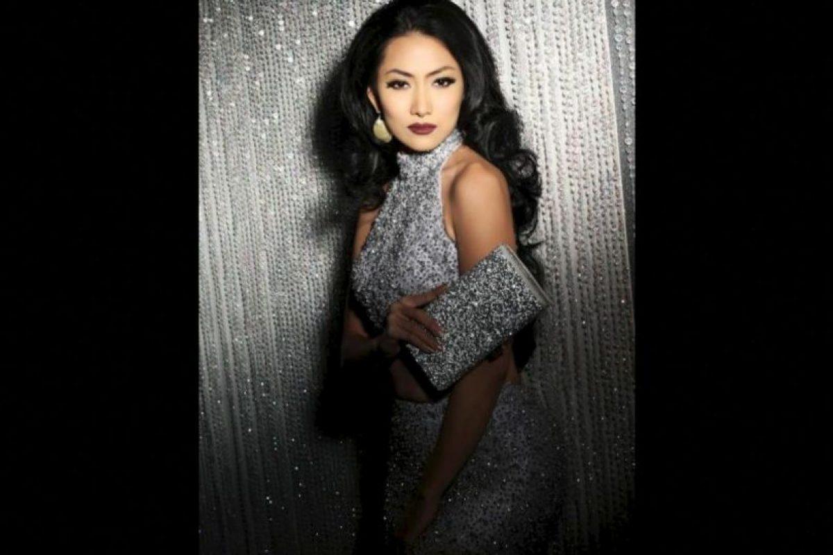 May Thaw es Miss Birmania Foto:Facebook.com/MissUniverse