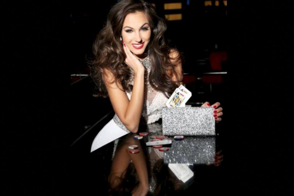 Nikoletta Nagy es Miss Hungría Foto:Facebook.com/MissUniverse