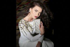 Nikol Švantnerová es Miss República Checa Foto:Facebook.com/MissUniverse