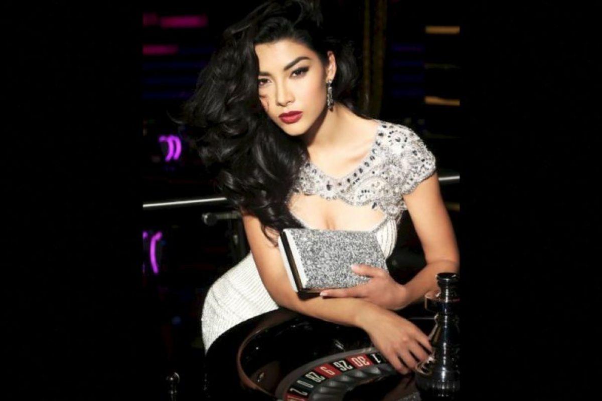 Wendy Esparza es Miss México Foto:Facebook.com/MissUniverse