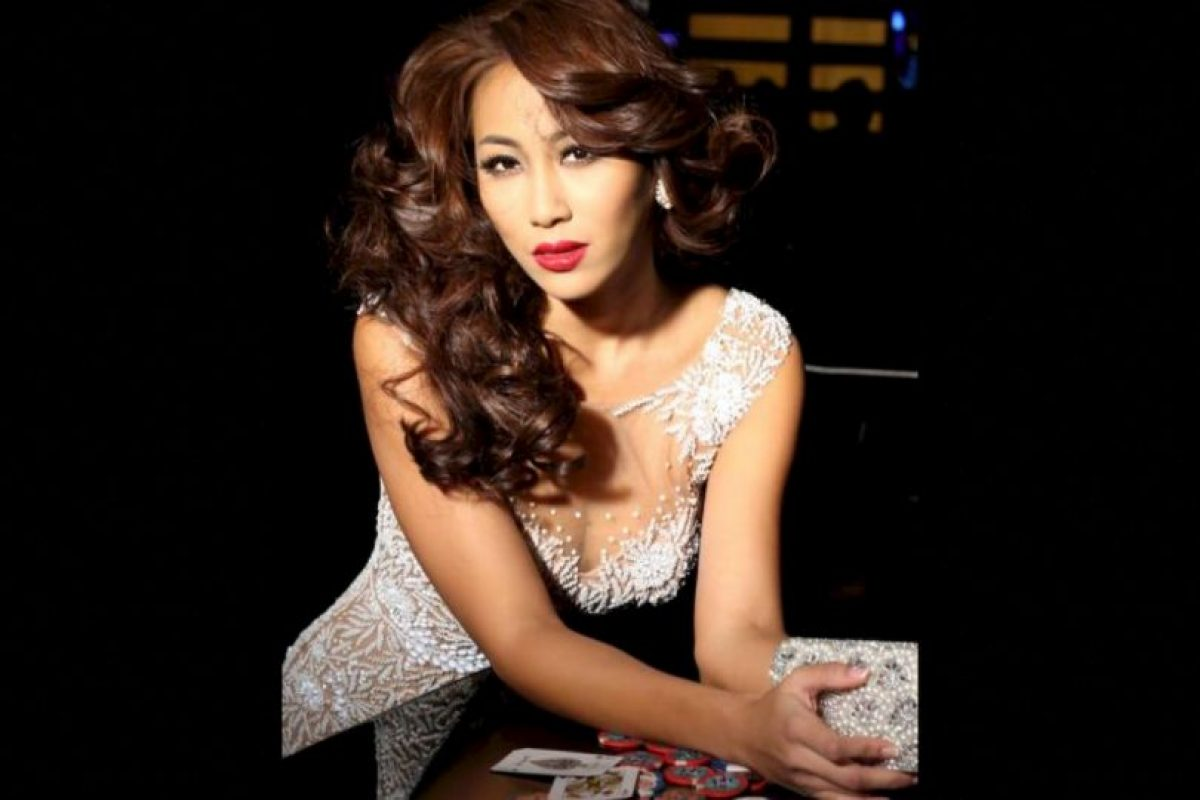Vanessa Kumares es Miss Malasia Foto:Facebook.com/MissUniverse