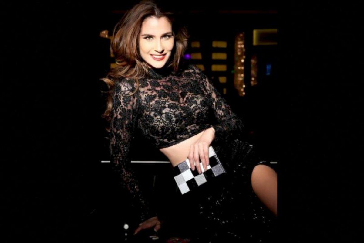 Daniela Torres es Miss Nicaragua Foto:Facebook.com/MissUniverse