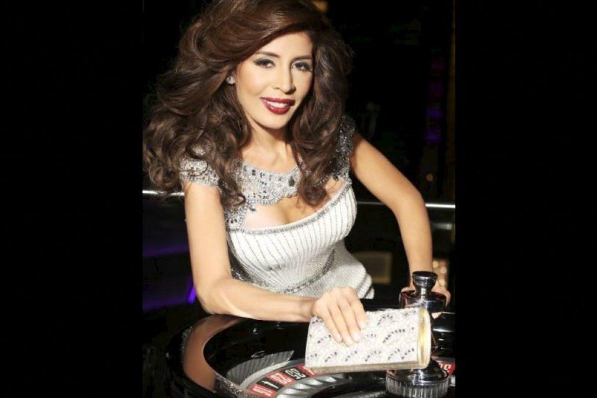 Iroshka Elvir es Miss Honduras Foto:Facebook.com/MissUniverse