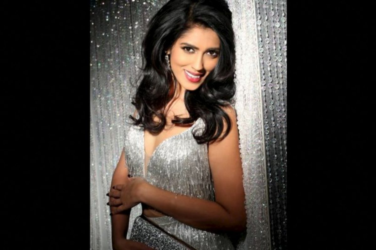 Sheetal Khadun es Miss Mauricio Foto:Facebook.com/MissUniverse