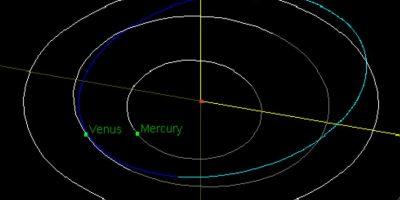 Desde que la NASA lo encontro en 2003 no ha dejado de observarlo. Foto:nasa.gov