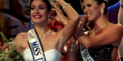 Dayanara Torres ganó Miss Universo en 1993. Foto:Getty Images