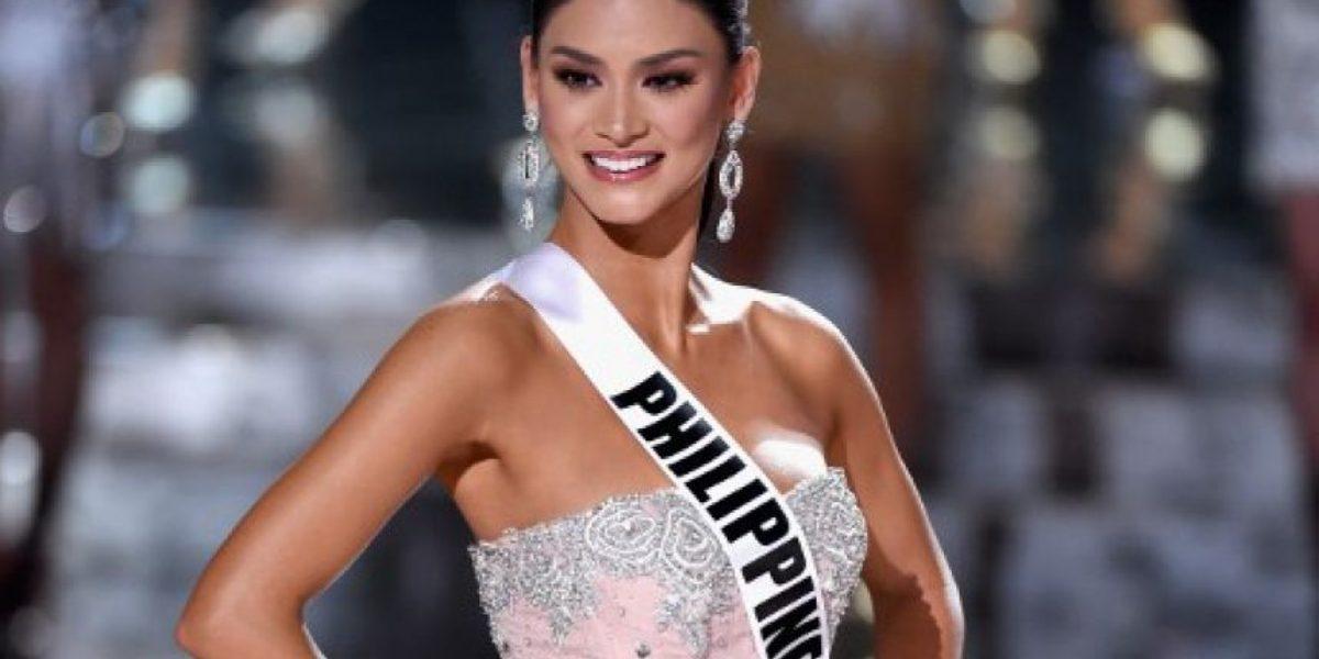 VIDEO. Momento en el que el presentador corrige que la ganadora es Miss Filipinas