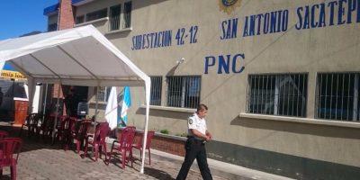 Gobernación abre tres sedes policiales en San Marcos, Quetzaltenango y Huehuetenango