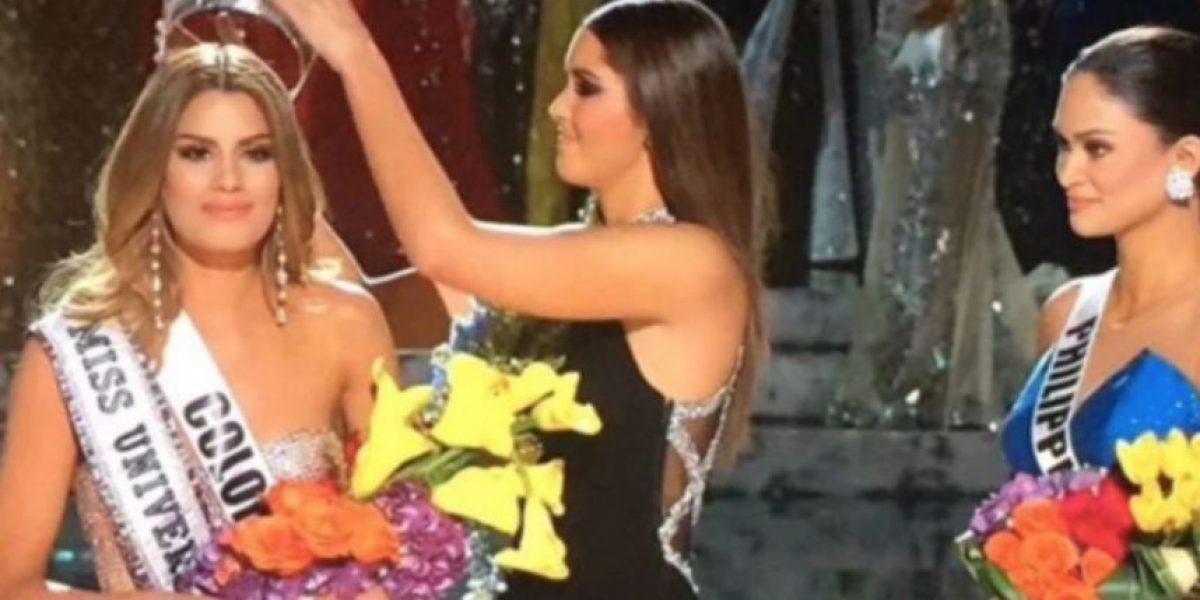 Tras la polémia varios artistas mostraron su apoyo a Miss Colombia en Twitter