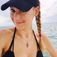 Anna Kournikova es una extenista y modelo rusa. Foto:Instagram/annakournikova