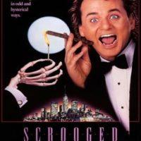 """6- """"Scrooged"""". Conocida en Latinoamérica como """"Los fantasmas contraatacan"""" y """"Los fantasmas atacan al jefe"""", es una comedia estrenada en 1988 que moderniza la novela de Charles Dickens, Cuento de Navidad. Foto:Mirage Productions"""